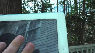 How to shoot tethered wirelessly to iPad