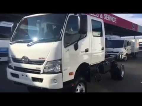 Hino 300 зеленоград. Тяжелый/среднетоннажный грузовой фургон новый 2016. Hino 300 промтоварный фургон с гидробортом год выпуска 2016.