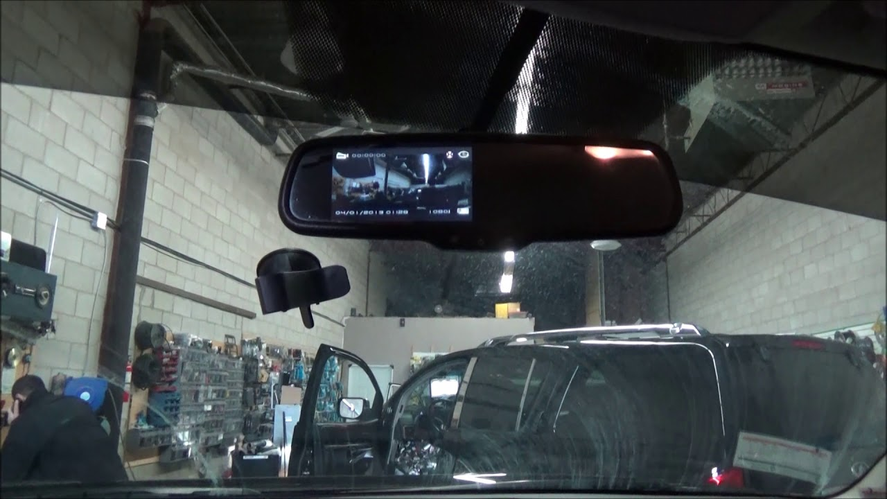 oem handle camera toyota tundra 2012 csi car systems installation [ 1280 x 720 Pixel ]