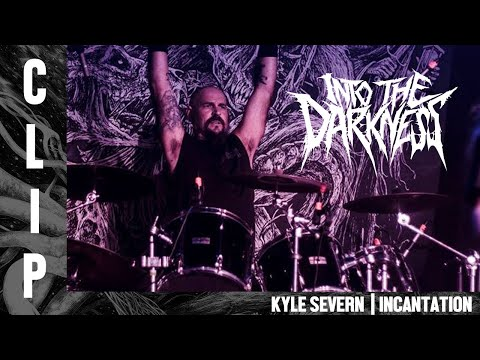 Kyle Severn talks about writing INCANTATION songs