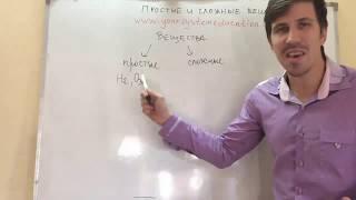 Простые и сложные вещества. Аллотропия. Самоподготовка к ЕГЭ и ЦТ по химии