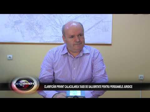 CLARIFICĂRI PRIVINT CALACULAREA TAXEI DE SALUBRITATE PENTRU PERSOANELE JURIDICE