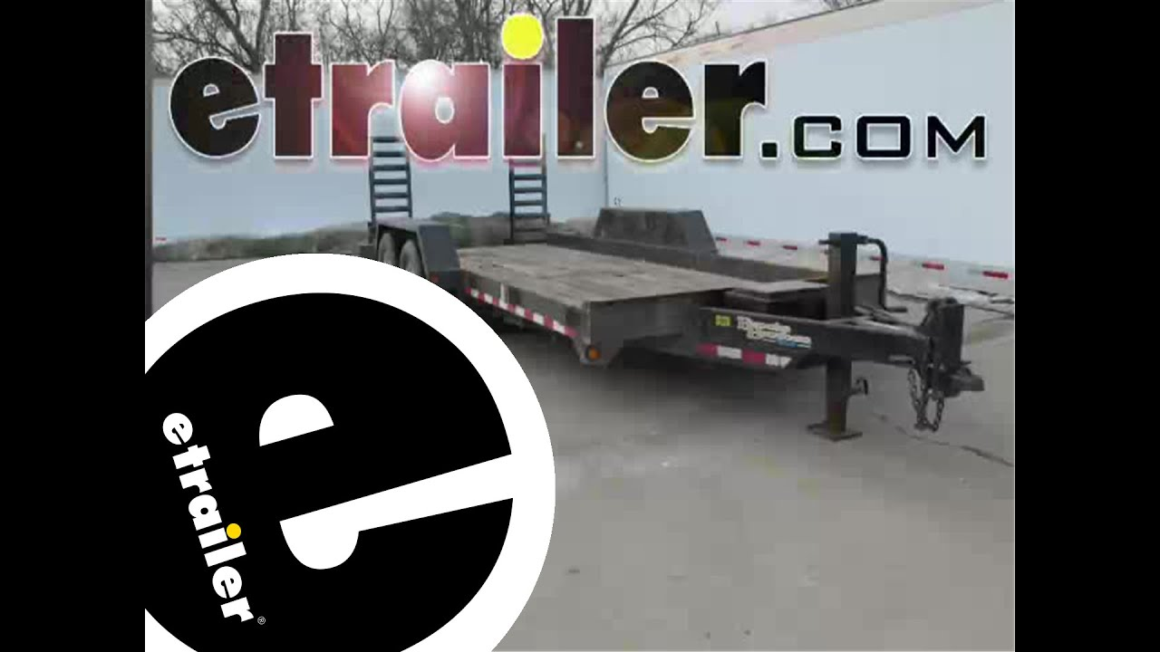 hight resolution of optronics sealed round led trailer light installation etrailer com