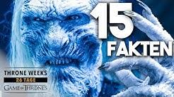 GAME OF THRONES - 15 FAKTEN zur Vorgeschichte von WESTEROS! - Kinder des Waldes & Erste Menschen