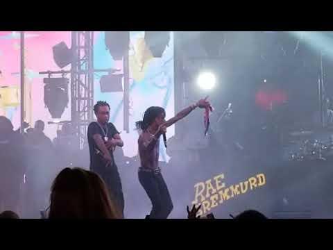 Rae Sremmurd performing Black Beatles Live @Drai's Night Club Las Vegas