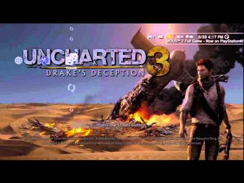 Uncharted 3 Connecting Error
