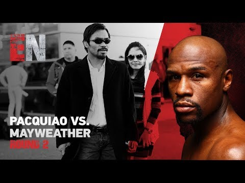 Manny Pacquiao & Floyd Mayweather Social Media Battle