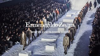 The Ermenegildo Zegna Couture Winter 2018 Show