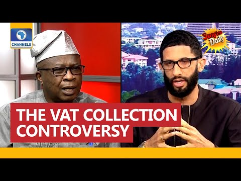 Presidential Aide Disagrees With Lawmaker Over VAT Collection | Sunrise Daily