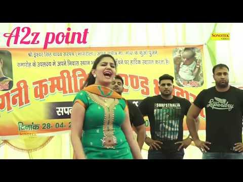 लड़कियाँ वीडियो से दूर रहे - Chhori बिंदास - SAPNA NEW STAGE DANCE 2017 - SAPNA LATEST DANCE