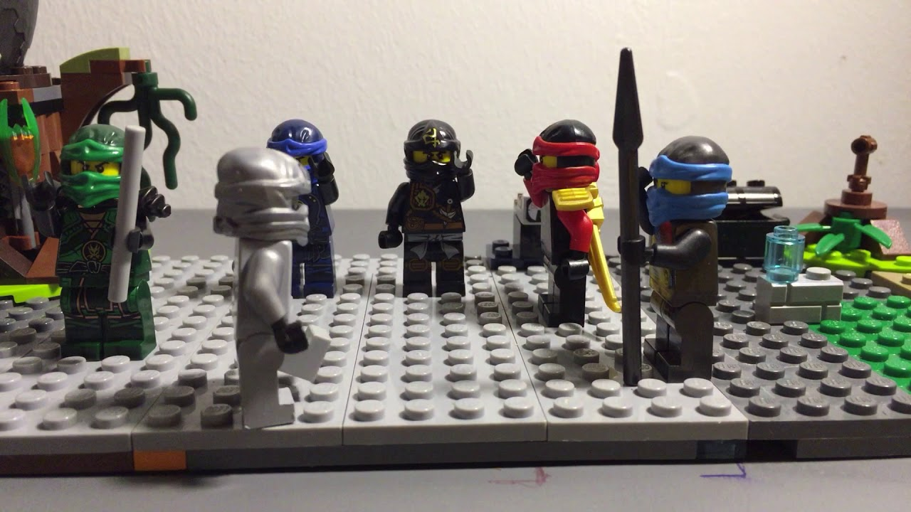 Lego ninjago saison 4 pisode 7 garmadon inar table youtube - Lego ninjago saison 7 ...