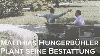 Das kleine Sarggespräch mit Matthias Hungerbühler