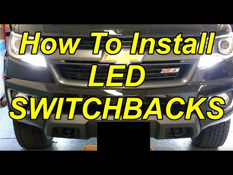 [HOW TO] Install LED Switchback DRL Bulbs on a 2015-2020 ...