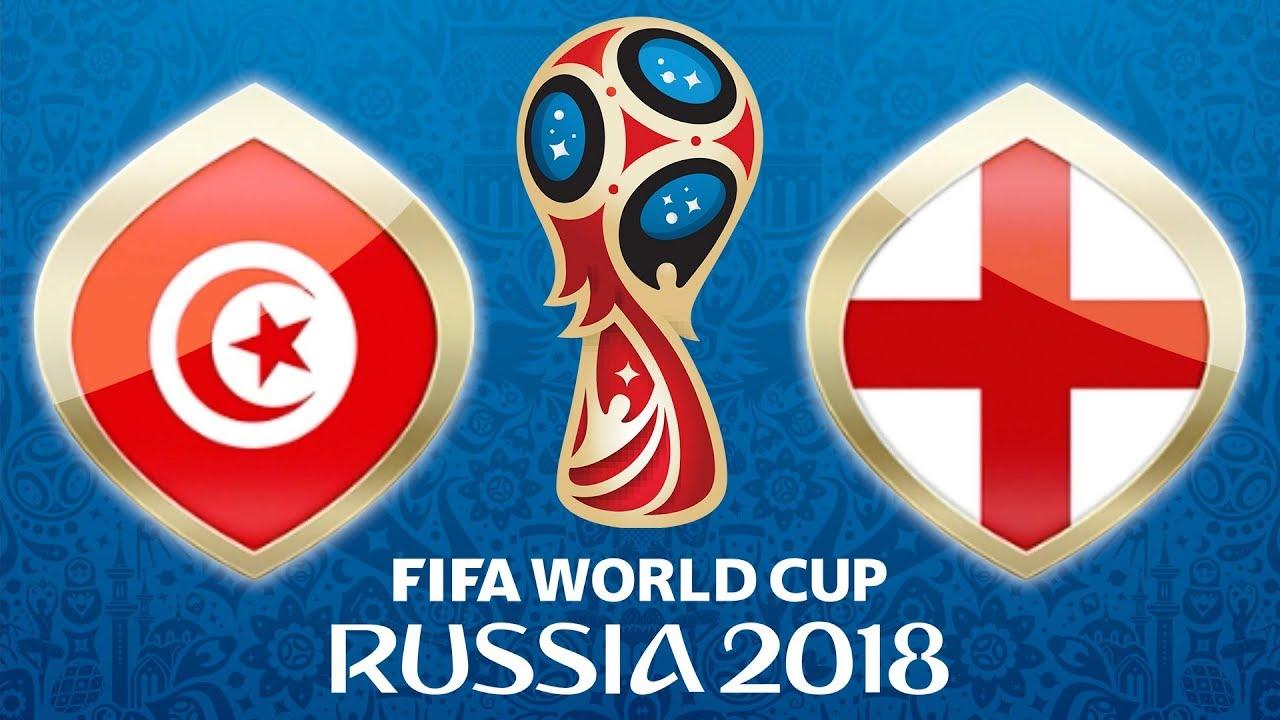 Tunesien England Wm