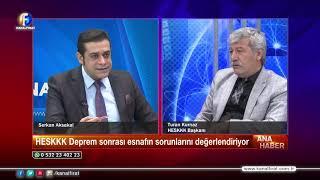 Kanal Fırat Ana Haber Bülteni Turan Kurnaz 10 02 2020