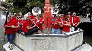 Stadtmusik Büren an der Aare Cold Water Challenge