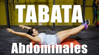 Tabata de abdominales: Hollow Rock