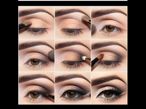 Makeup Techniques, How To Apply Eye Makeup For Beginners ...