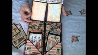 A Ladies Diary Skinny Mini Album