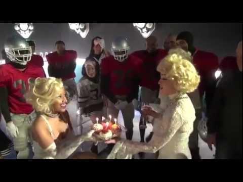 Madonna Kiss Nicki Minaj