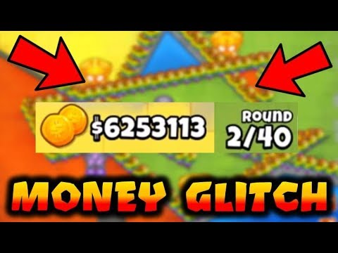 INSANE UNLIMITED CRATE MONEY GLITCH in Bloons TD 6/BTD6