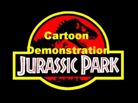 Cartoon Demonstration- Unreleased Jurassic Park Soundtrack