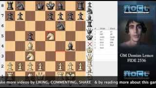 The Secrets to Mastering the Chess Opening - GM Damian Lemos (EMPIRE CHESS)