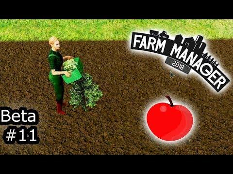 Farm Manager 2018  #11| 🏠Haus bauen, Kinder kriegen & eine Apfelplantage anlegen!🍎 | deutsch 2zocken