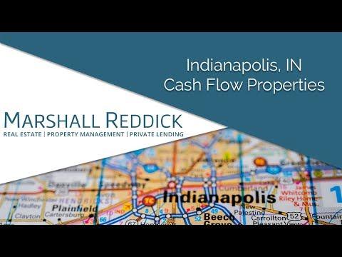 Indianapolis, IN Cash Flow Properties