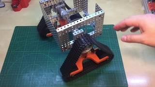 Уроки Fusion 360 - 3D моделирование шасси робота. Fusion 360 Tutorial: How to Model WALL-E