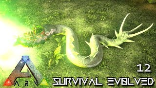 ARK: ABERRATION - EPIC 120 BASILISK TAMING !!! E12 ( GAMEPLAY ARK: SURVIVAL EVOLVED )