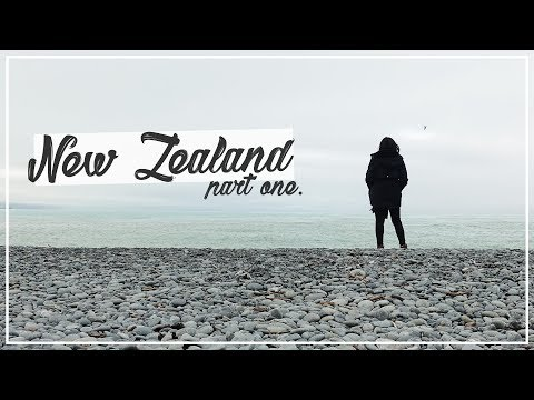 Travelling As An Introvert | NEW ZEALAND #1
