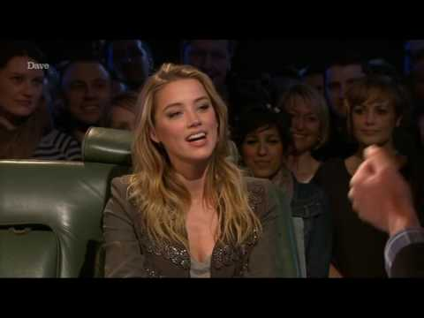 February 2011 Top Gear Amber Heard American Actress