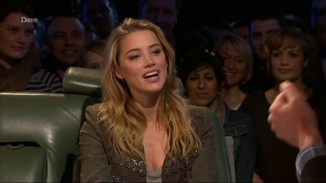 Amber Heard Top Gear