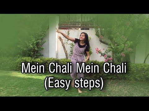 Mein Chali Main Chali  Urvashi Kiran Sharma   Easy Steps  Pooja Somani Dance
