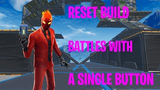 Fortnite Creative - Reset Build Battles (1v1s) With A Single Button (season 10 bug fixed!!)