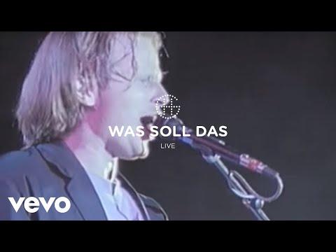 Herbert Grönemeyer - Was soll das (Live Sporthalle Köln 1988) mp3
