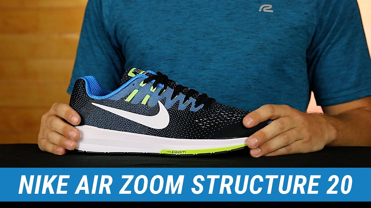 huge discount 5f685 5295b Nike Air Zoom Structure 20 | Men's Fit Expert Review