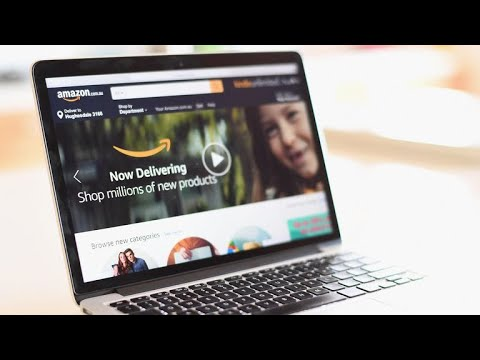Amazon finally launches in Australia