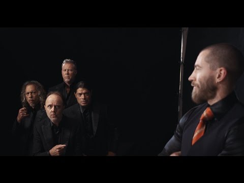 The Making of Brioni with Metallica Campaign: Trailer Thumbnail image