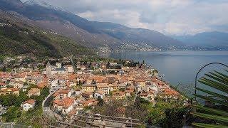 Lago Maggiore Urlaub Ostern 2019 - Teil 2 Westufer