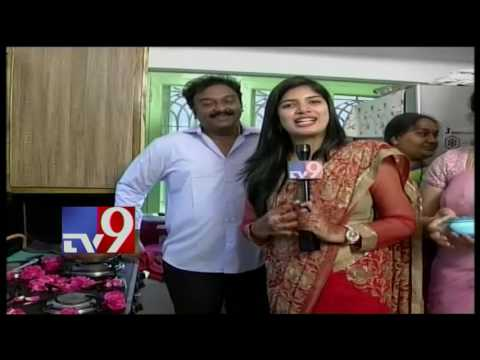 Khaidi No.150 Director V. V. Vinayak's Sankranthi with TV9 !