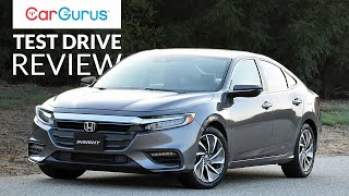 2019 Honda Insight | CarGurus Test Drive Review