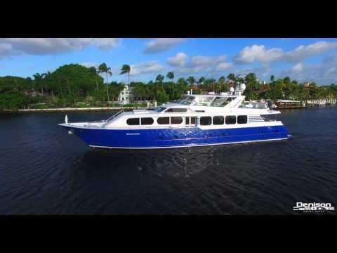 "Broward Marine ""Entrepreneur"" in Fort Lauderdale [SOLD]"