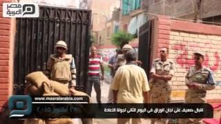 بالفيديو| في اليوم الثاني بالوراق.. حضر الأمن وغاب الناخبون