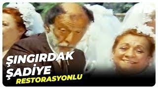 Şıngırdak Şadiye  - Eski Türk Filmi Tek Parça (Restorasyonlu)
