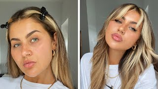 EVERYDAY MAKEUP & HAIR TUTORIAL | JAMIE GENEVIEVE