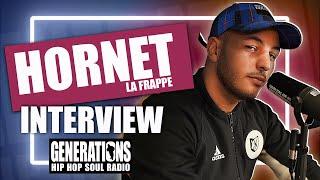 Hornet La Frappe | Interview : La ruche, ses featurings, Leïla Sy, le cinéma...