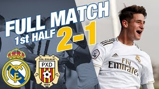 1st HALF | Real Madrid Castilla 2-1 Peña Deportiva