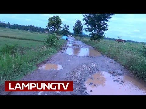 Sepekan: 2 Dibegal di Jalan Rusak Purwodadi Lampung Tengah